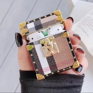 Accessories - Luxury Earphone Case for Airpods 1 and 2